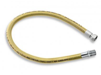 """Novaservis Plynová pripojovacia hadica 1/2"""" ŠM-0,5 m (Veľkosť 200 cm)"""