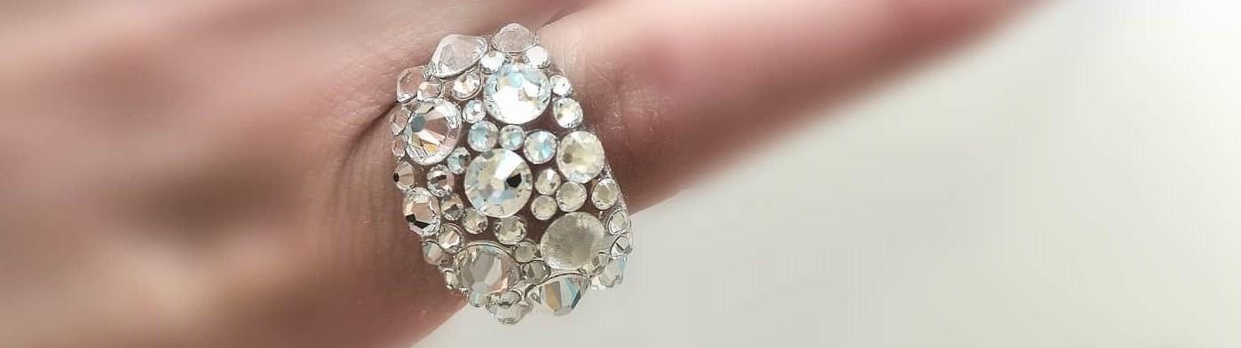 Swarovski crystals šperky