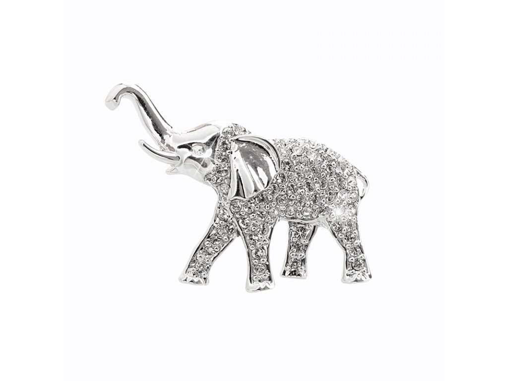 broz slon se swarovski krystaly sperky bizuterie bizu outlet.com