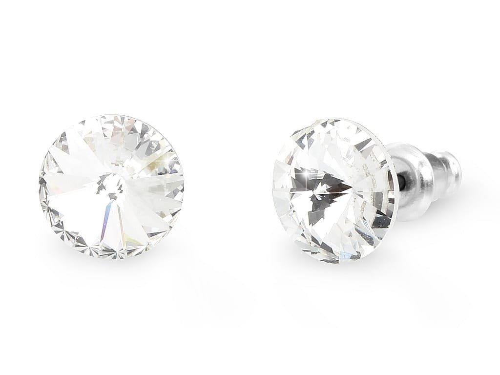 swarovski crystals nausnice rivoli puzetka glittersquare sperky