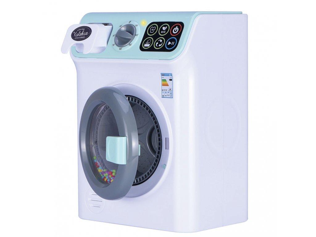 Pračka - luxusní spotřebiče se zvukem a světlem