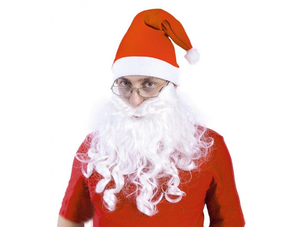 Vousy Santa/Mikuláš dlouhé