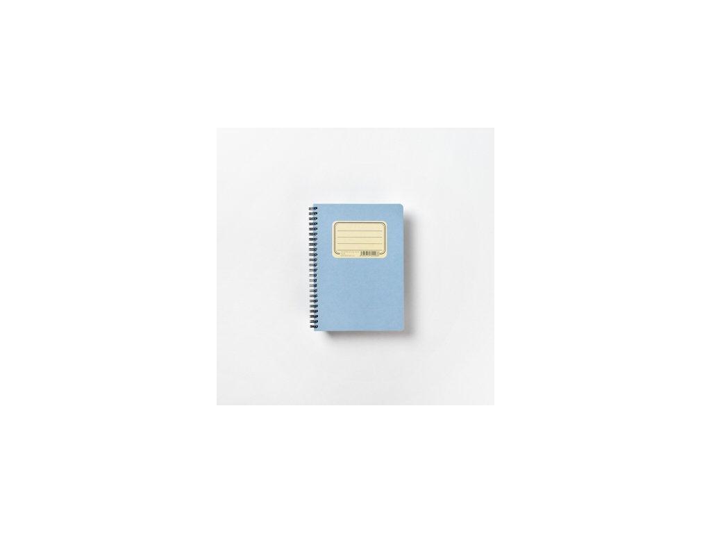 BOBO poznámkový blok Retro A5 čistý