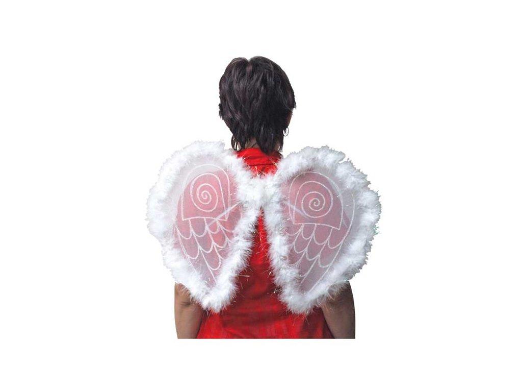 andělská křídla 39cm OR032 8885009