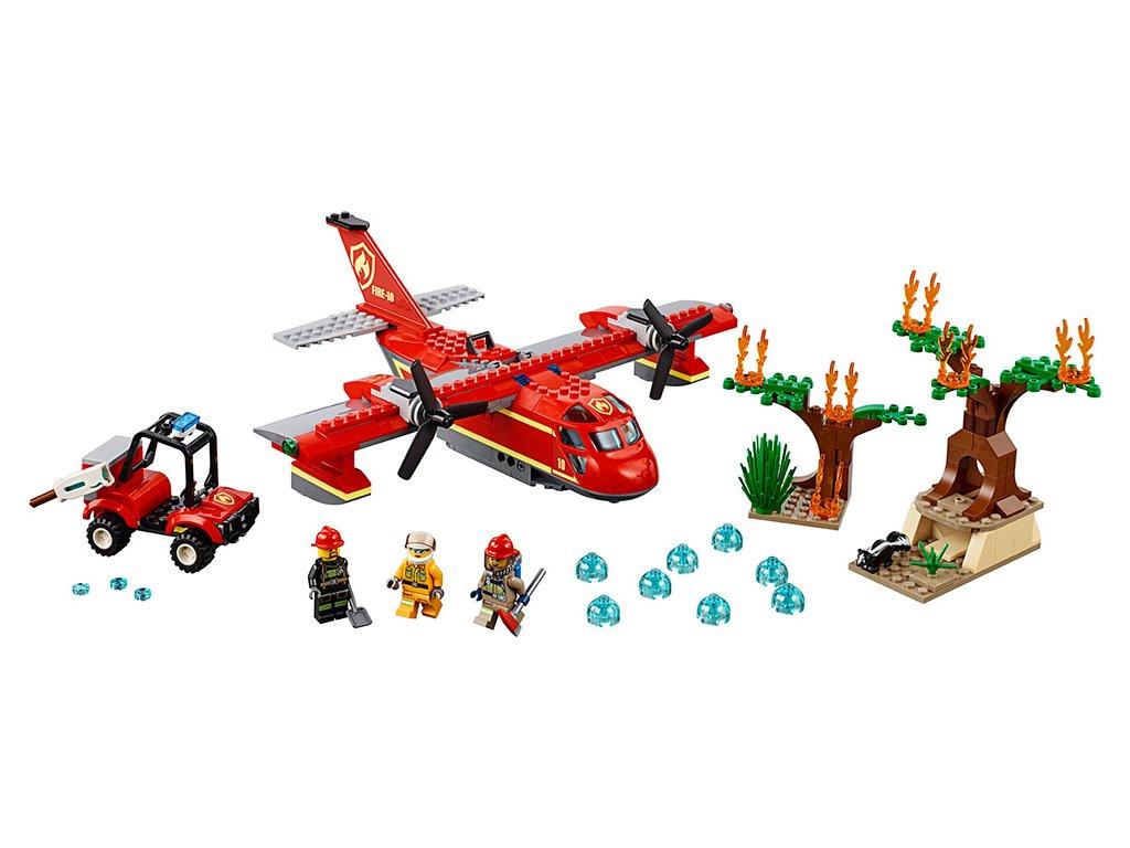 CITY Požární letoun