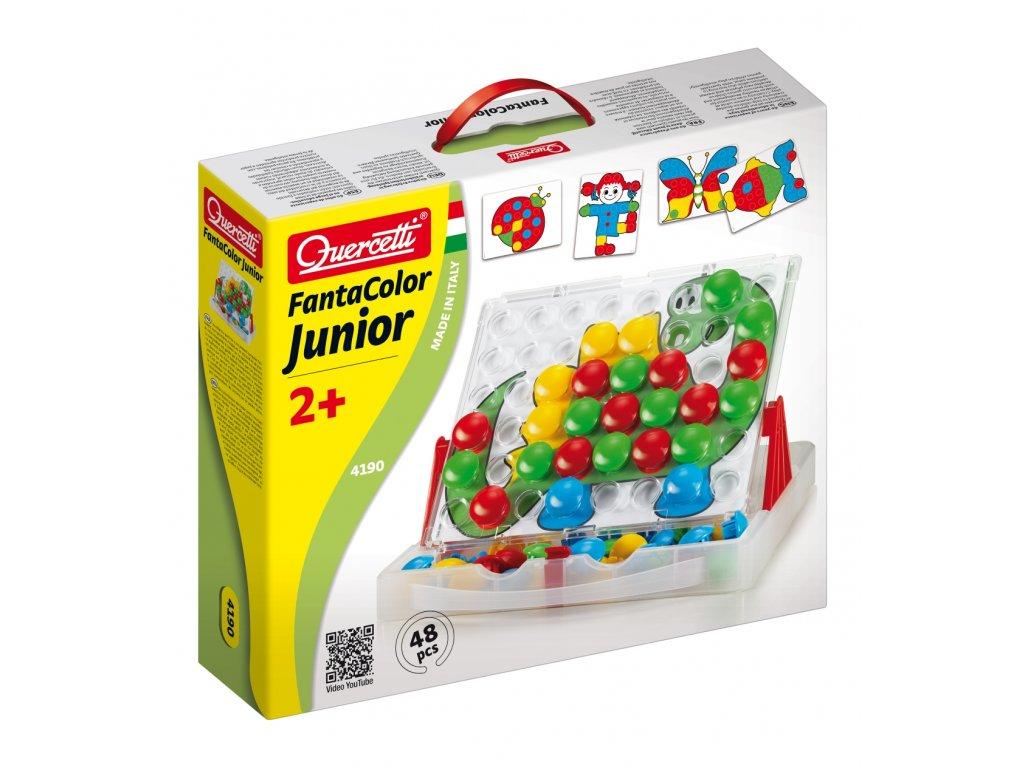 Quercetti Fantacolor Junior s kufříkem