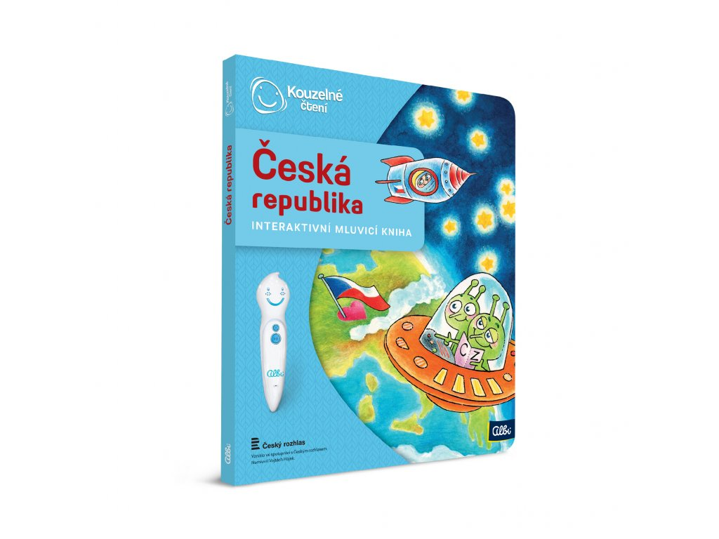 ALBI Kniha Česká republika
