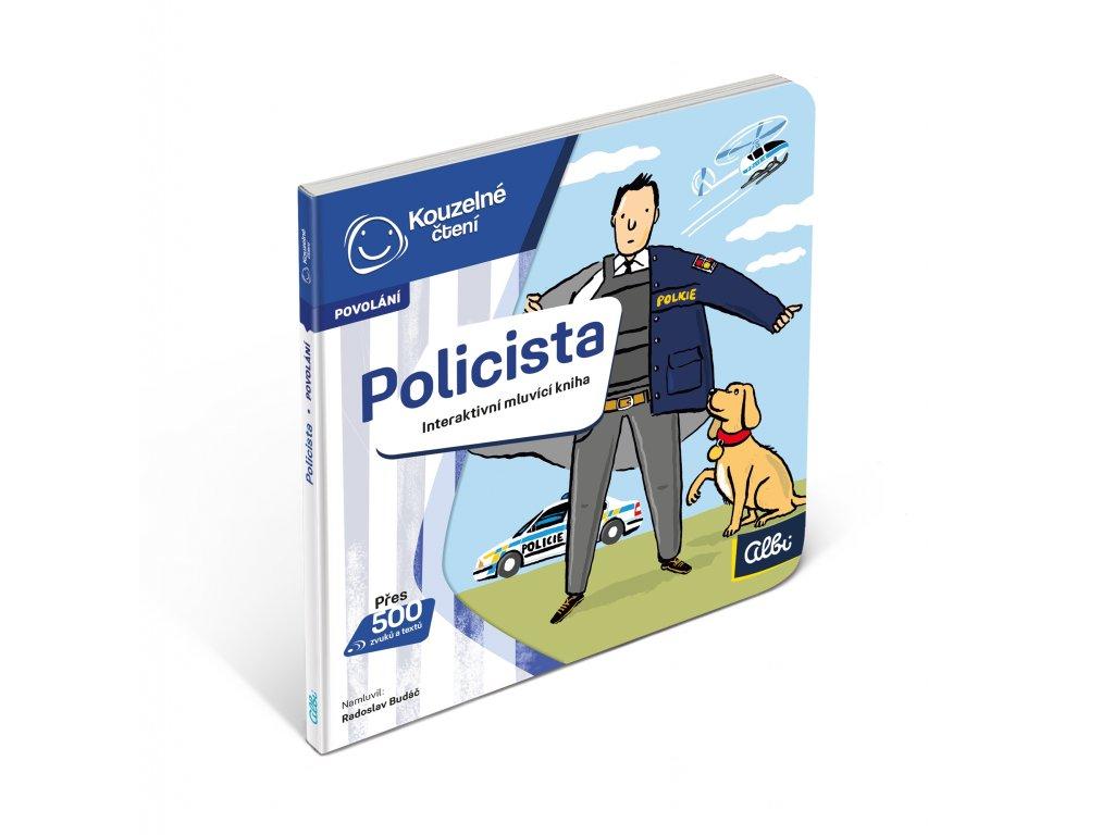 ALBI KČ Minikniha povolání - Policista