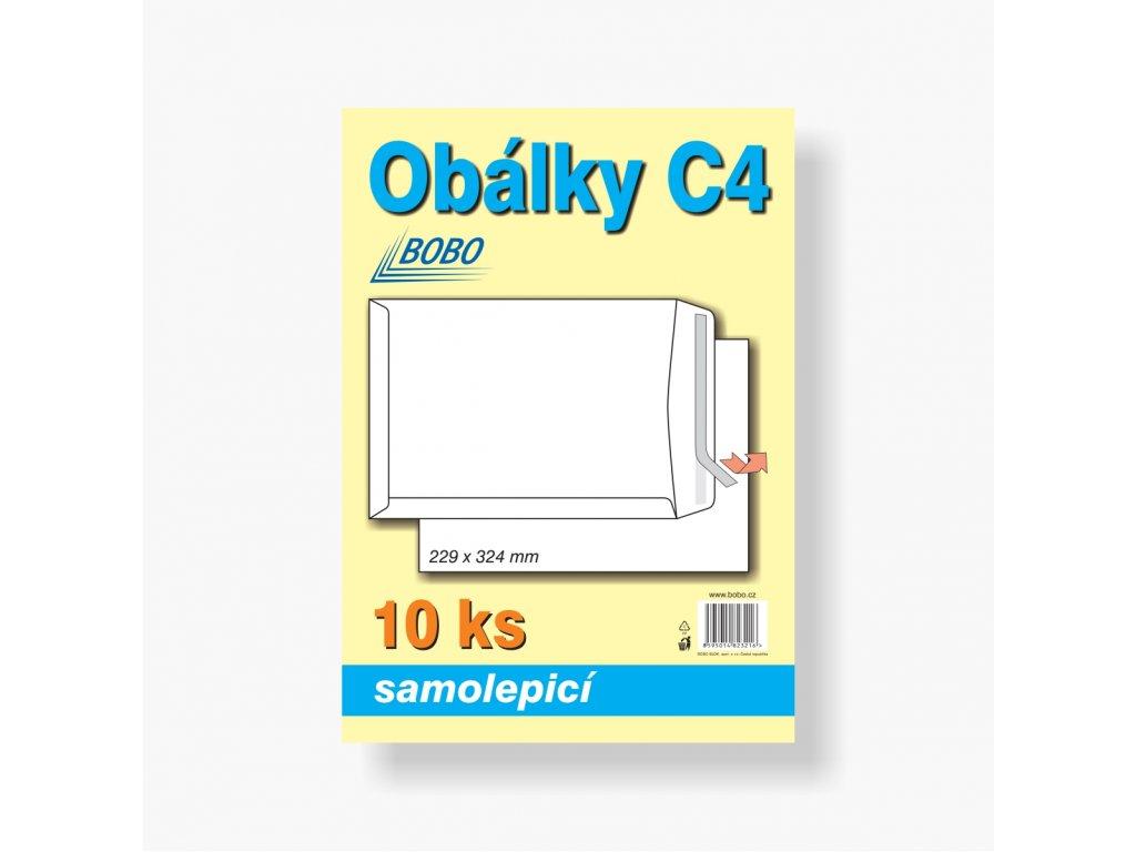 Obálky C4-samolepící