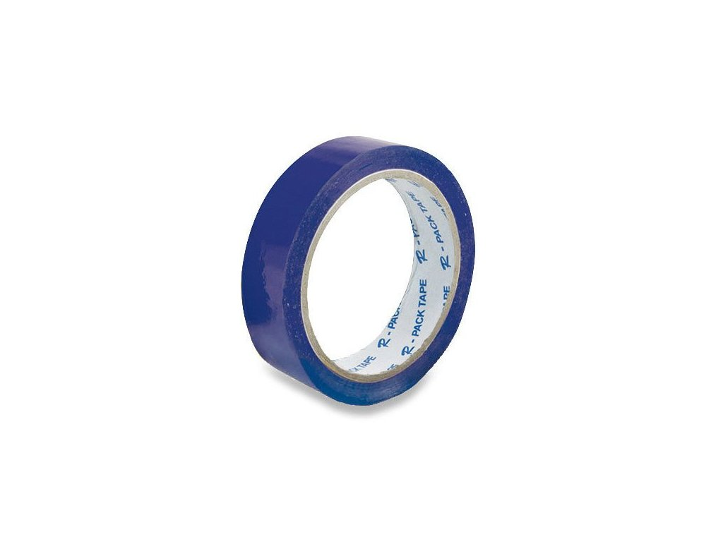 Samolepicí páska Rears Pack modrá