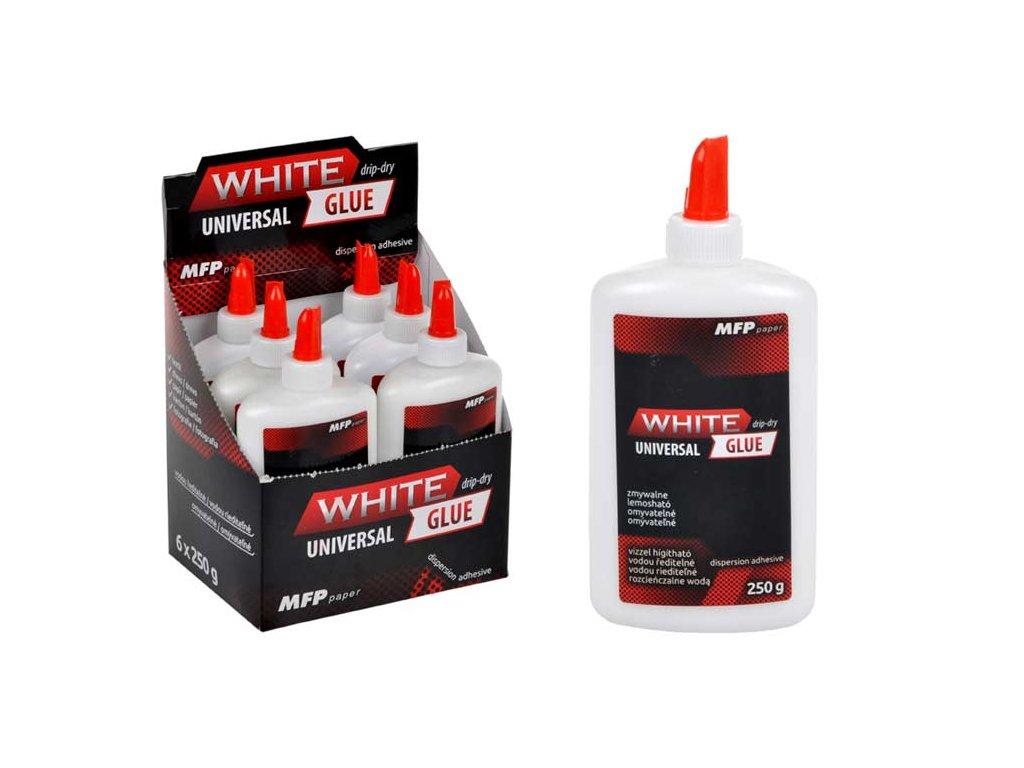 lepidlo disperzní White glue 250g 5050125