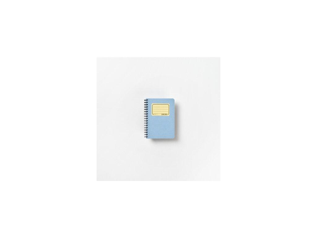 BOBO poznámkový blok Retro A6 čistý