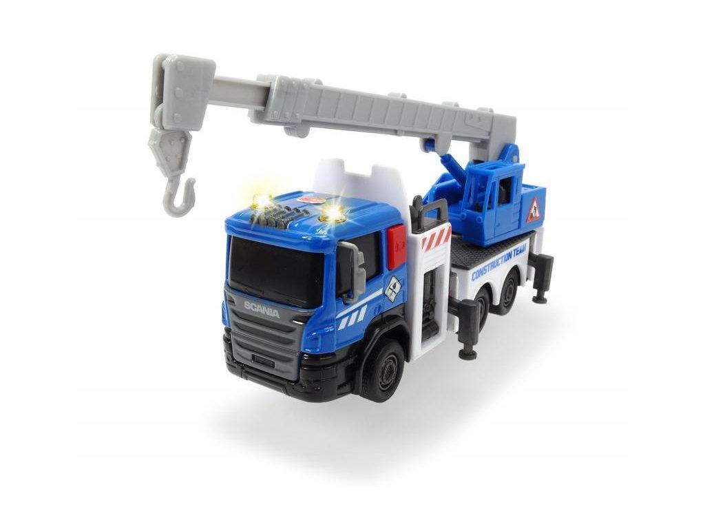 Nákladní auto Scania City Builder, 3 druhy