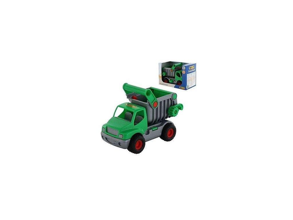 Auto ConsTruck sklápěčka zelená  / +1  ****