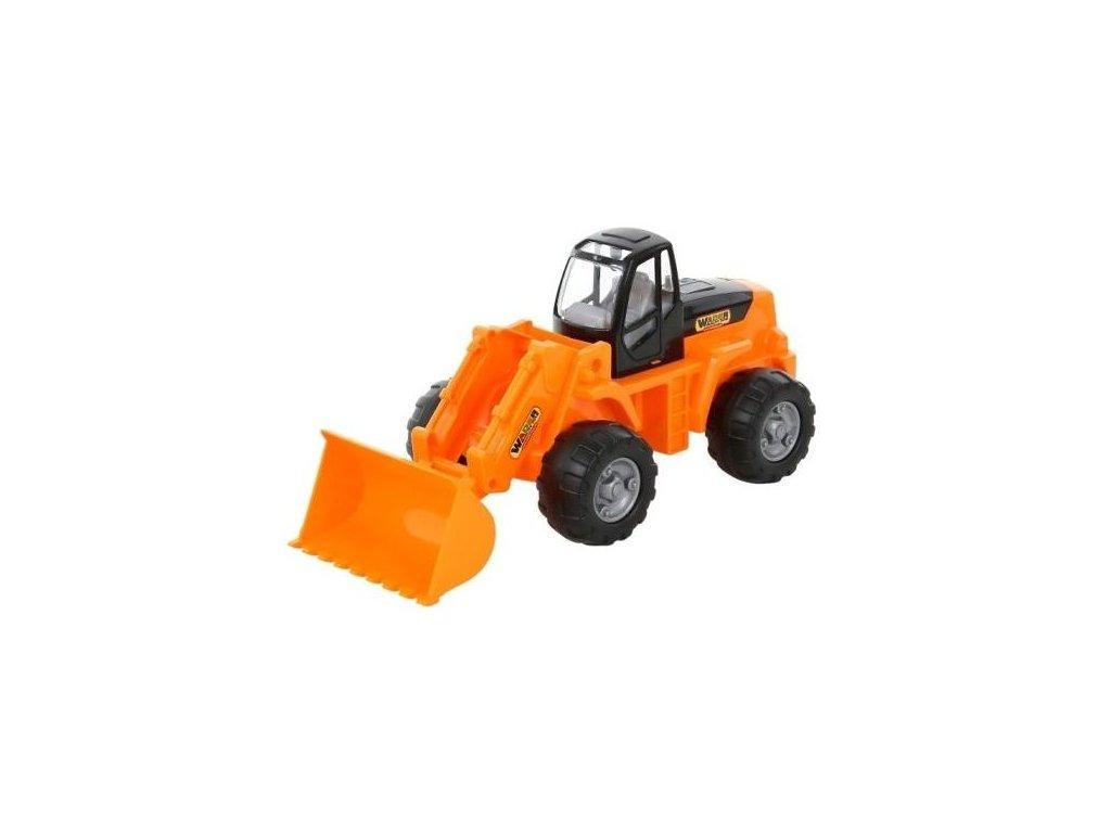 Traktor - nakladač    /+1    ****