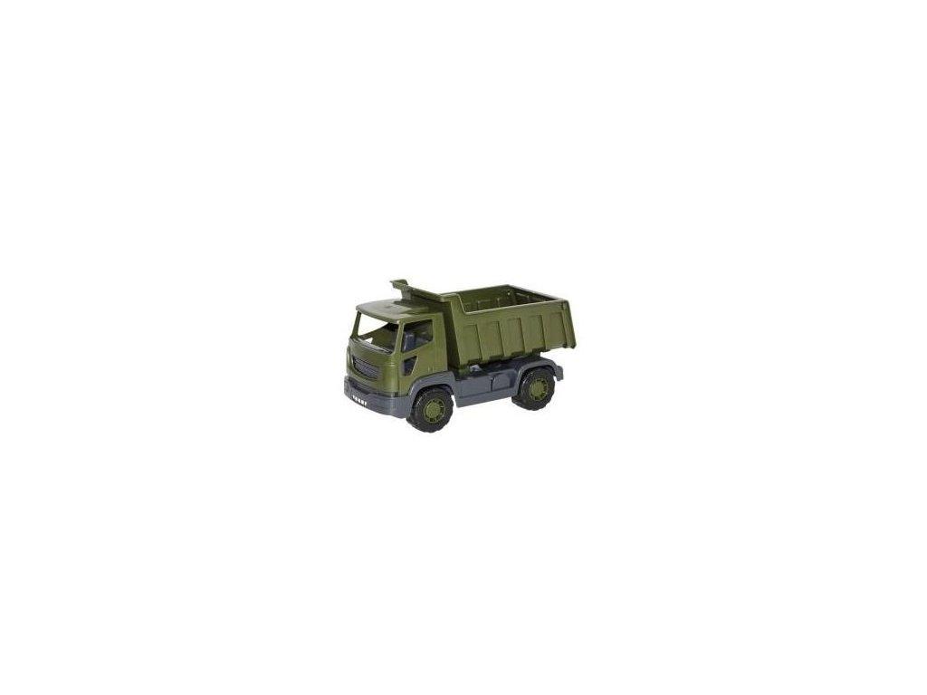 Auto Achát - sklápěčka vojenská  /+1  ****
