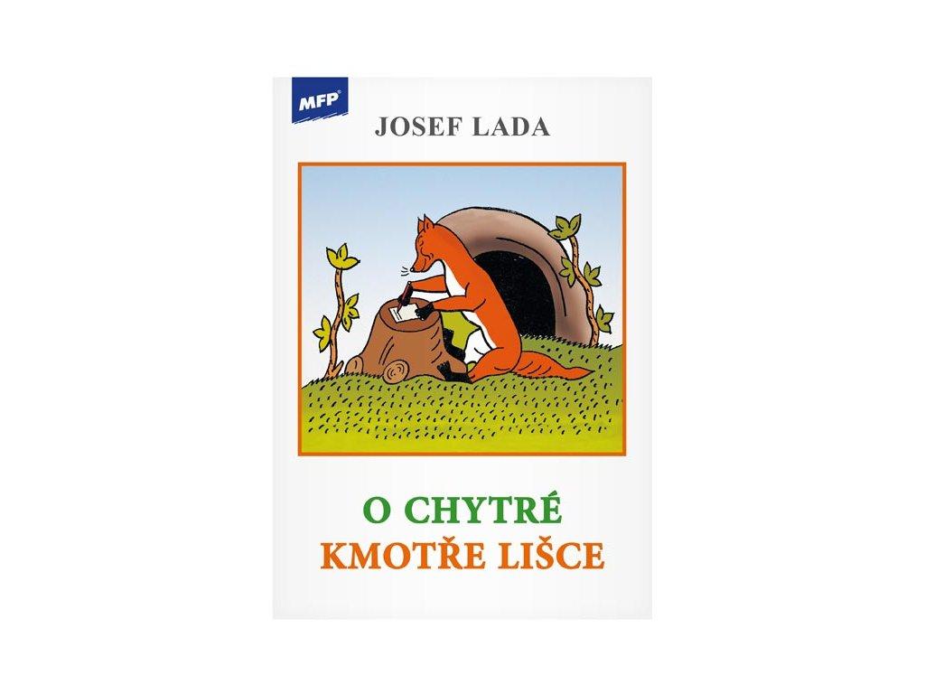 Omalovánky Lada - O chytré kmotře lišce