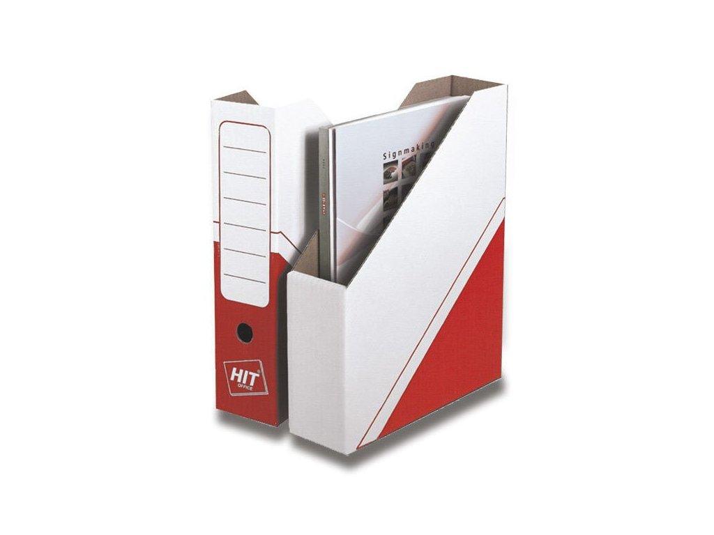Magazin box Hit Office - archivační box červený