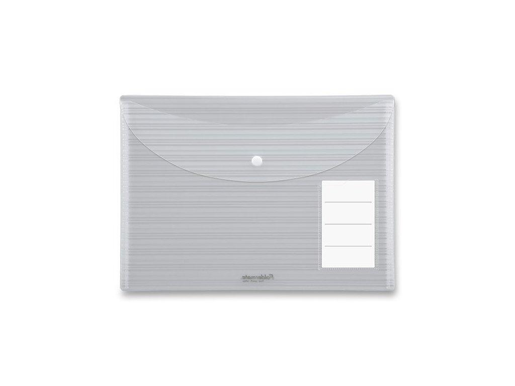 Spisovka s drukem Foldermate iWork transparentní, A4