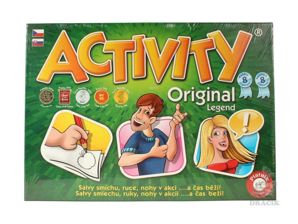 hra activity original legend original