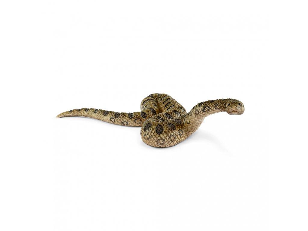 Zvířátko - anakonda zelená