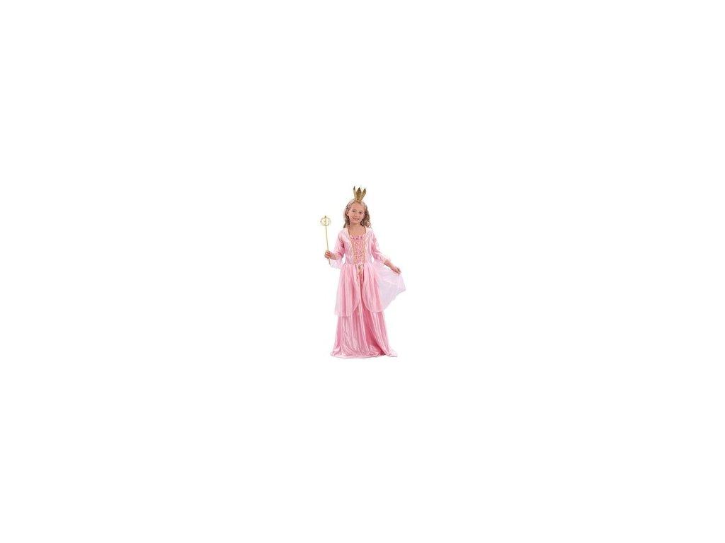kostym na karneval princezna 110 120 cm