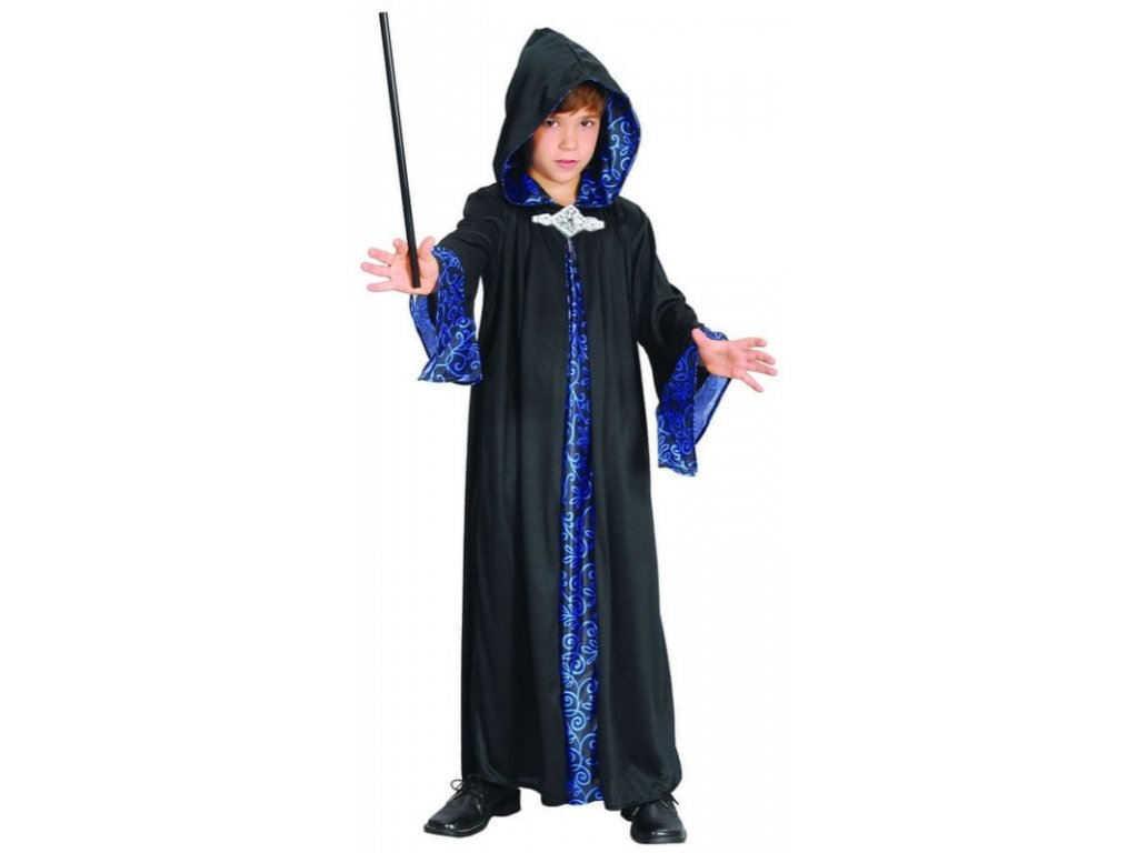 Kouzelník - dětský kostým