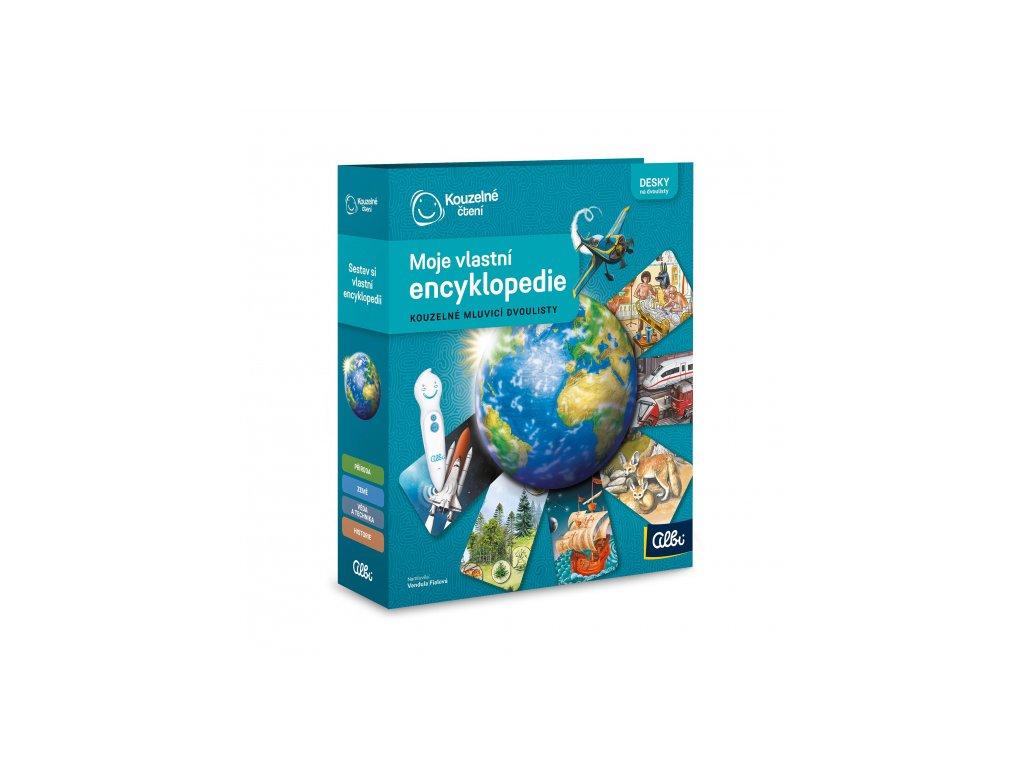 Moje vlastní encyklopedie - pořadač