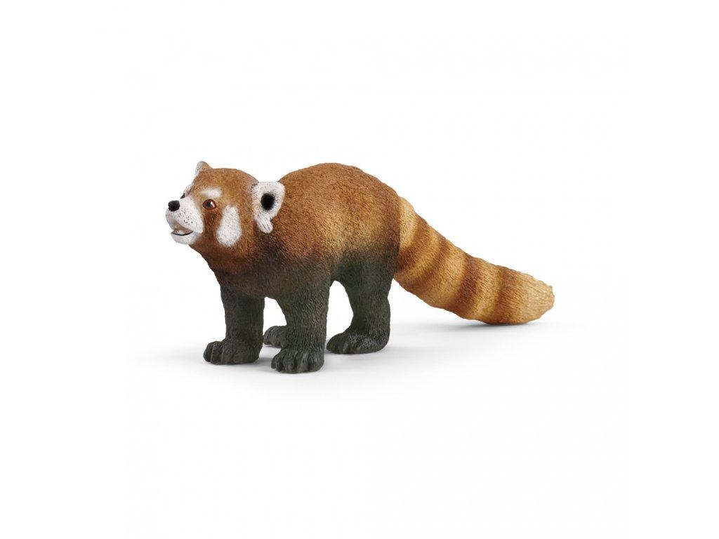 Zvířátko - panda červená