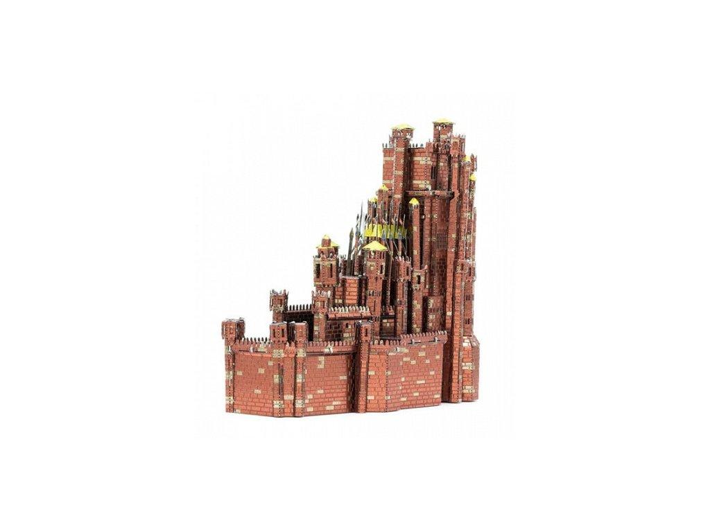 Metal Earth 3D puzzle: Hra o trůny Rudá bašta