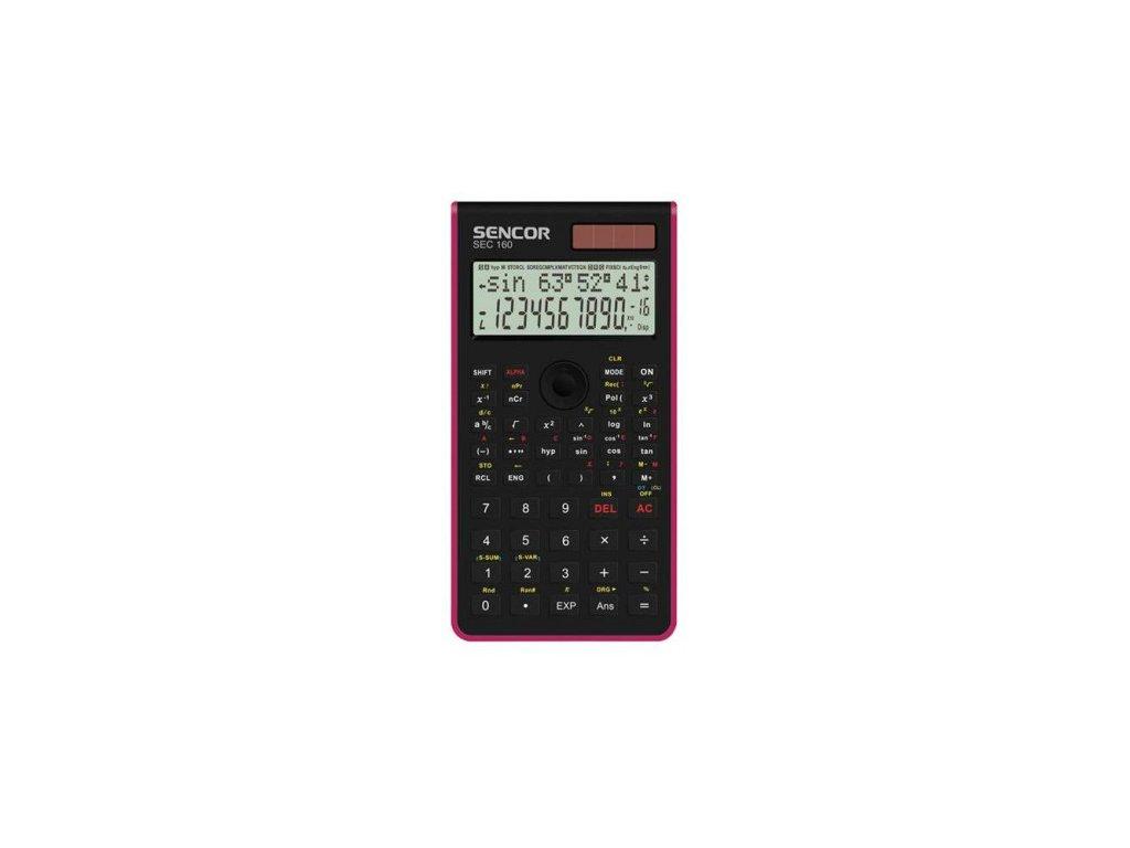 kalkulacka sencor sec 160 rd