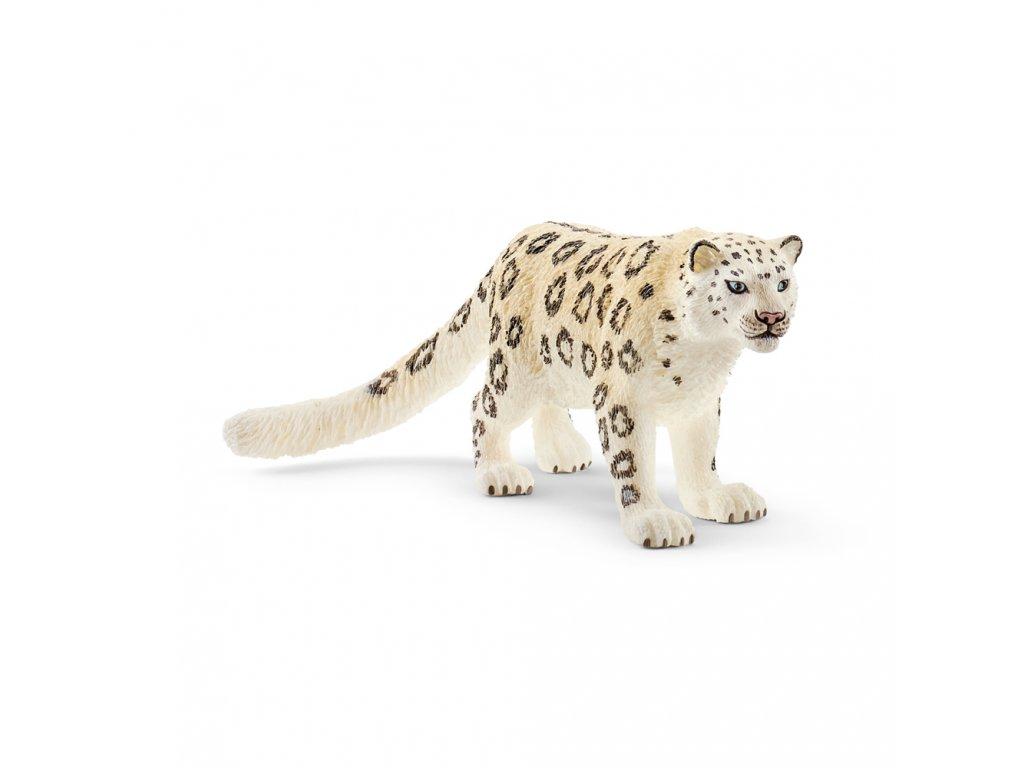 Zvířátko - leopard sněžný