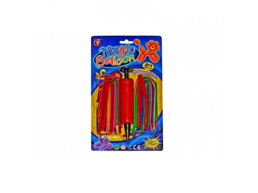 Set magických balonků 24 ks