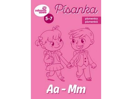 5421 Písanka - Písmena A-M