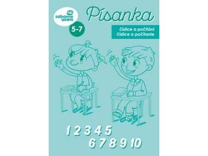 5423 Písanka - Číslice a počítání