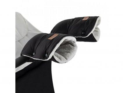 508900 petite mars rukavnik rukavice jasie na kocarek ink black