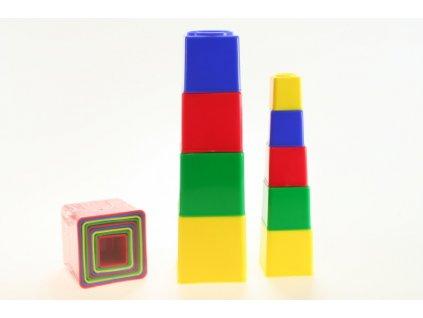 Pyramida kubus II