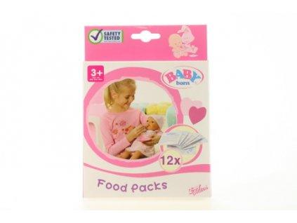 BABY BORN strava, 12 sáčků