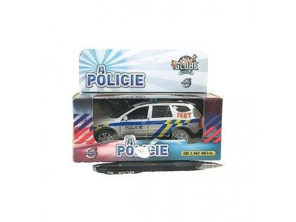 auto policejní Volvo XC-90 kov PB světlo zvuk