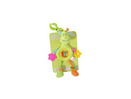 Baby hračka s tvary, Pidilidi, 5004, zelená