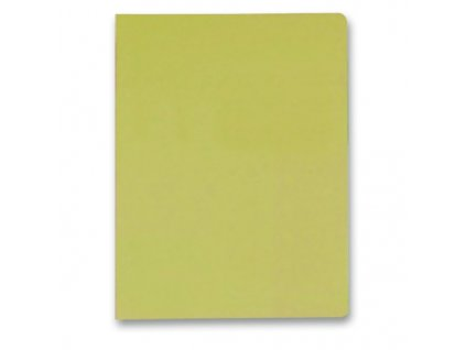 3chlopňové desky Hit Office žluté