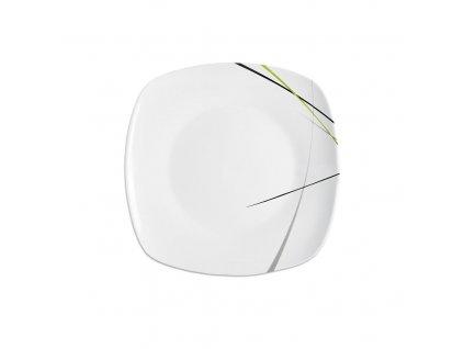 Dezertní talíř GREEN 18,5 x 18,5 cm