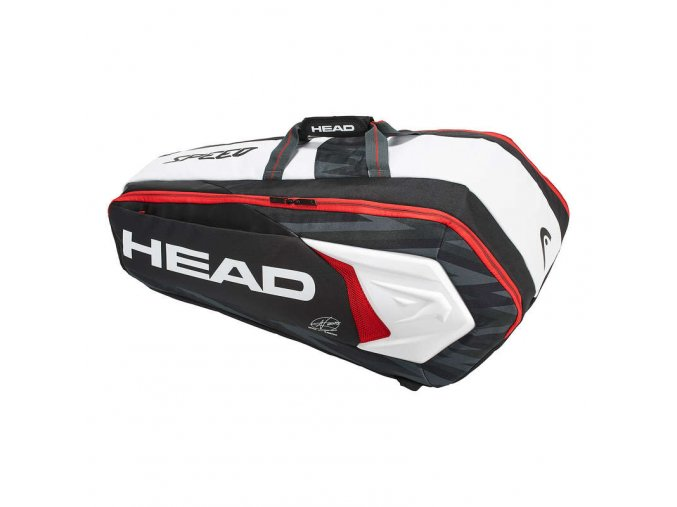 Bag na rakety Head Djokovic 9R Supercombi