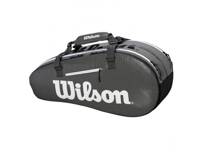 Bag na rakety Wilson SUPER TOUR 2 Comp Small, 2019