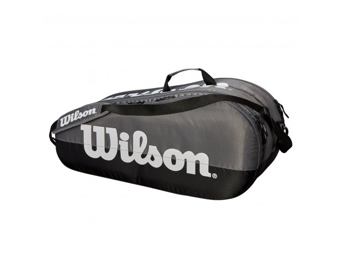Bag na rakety Wilson TEAM 2 Comp | Grey | 2019