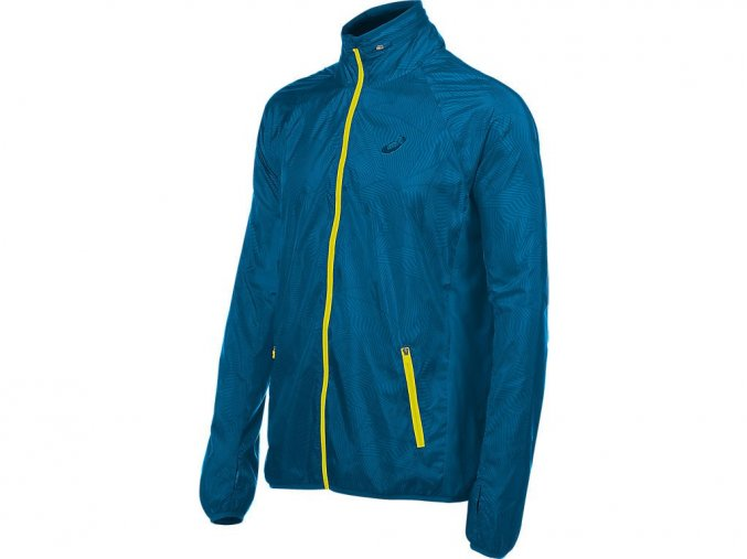 Bunda pánská Asics M Athlete GPX Jacket