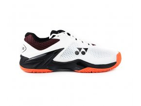 TENISOVÁ OBUV YONEX PC ECLIPSION2 CL, WHITE/ORANGE