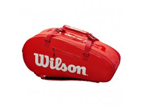 Bag na rakety Wilson SUPER TOUR 2 Comp Large, 2019