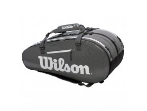 Bag na rakety Wilson SUPER TOUR 3 Comp, 2019