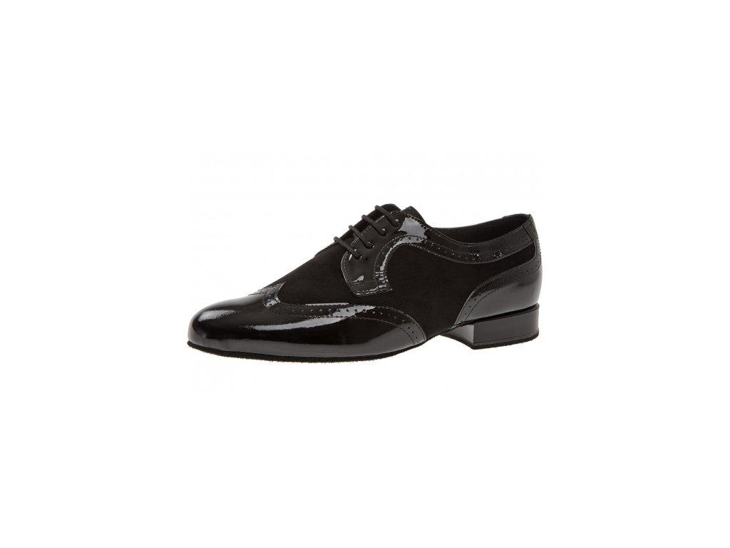 Pánská taneční obuv Diamant 089-076-029